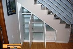 1000 images about escalera on pinterest under stair storage staircase storage and under stairs - Armario bajo escalera ...