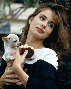 cotibluemos: Nastassja Kinski, hoy cumple  54 años.