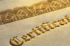 certificat-0 Training, Bracelets, Gold, Jewelry, Certificate, Jewlery, Jewerly, Schmuck, Work Outs