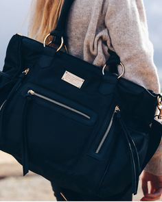 Wendy Bellissimo Soho Diaper Bag | Wendy Bellissimo...going to use it as a camera bag, it's so much cheaper & super chic!