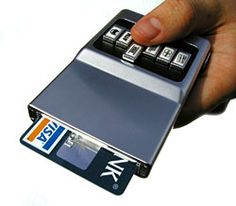 A wallet for those not ready to enter the mobile payment world