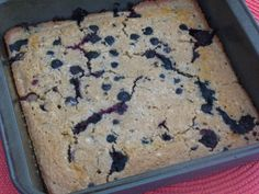 engine 2 : blueberry 'dumpster fire' cobbler