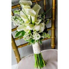 Almost PERFECT bouquet for me! ~Sunshine Hand tied bouquet, featuring white callas and lilac.love the style of this bouquet for bridesmaids Purple Wedding Flowers, Bridal Flowers, Wedding Colors, Floral Wedding, Trendy Wedding, Wedding Ideas, Fall Bouquets, Bride Bouquets, Floral Bouquets