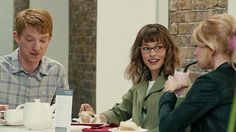 About Time  - Tim - Mary - Domhnall Gleeson - Rachel McAdams #AboutTime