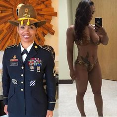 31 Badass babes in and out of uniform. Sexy Cowgirl Outfits, Vrod Harley, Sexy Women, Female Soldier, Military Women, Girls Uniforms, Sexy Ebony, Beautiful Black Women, Lady