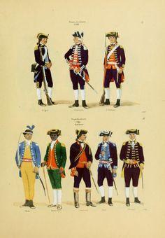 """Képtalálat a következőre: """"portugal uniform 18th century"""""""