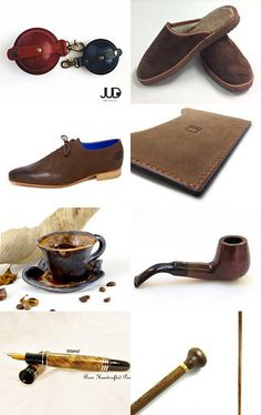Gifts for him! by Anna Margaritou on Etsy--Pinned with TreasuryPin.com