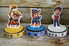 Latinha personalizada 3D tema patrulha Canina    Personalizado do seu jeito.    *Fazemos qualquer tema.