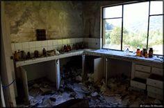 Mina El Tarronal - La Chernobyl asturiana - Luoghi Fantasma