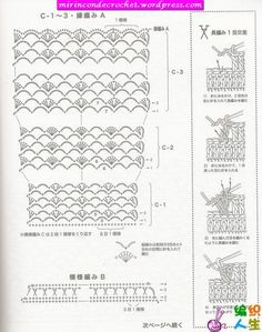 Una linda tunica – Mi Rincon de Crochet