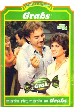 Grabs! #grabs #candy #green #80s