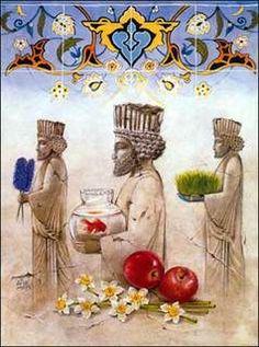 60 best nowruz greeting cards iranian new year cards images on nowruz greeting card m4hsunfo