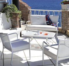 Armchair, Sofa And Cofee Table