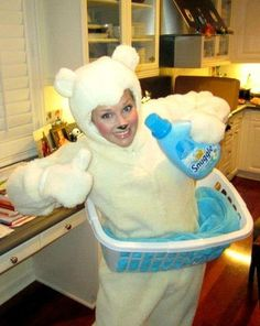 7 Halloween Costumes that Will Keep you Warm and Cozy