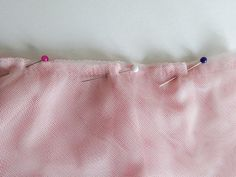 How to make an exposed elastic tulle skirt Tulle Skirt Kids, To My Daughter, Little Girls, Sewing, Skirts, How To Make, Blog, Tutu, Layers
