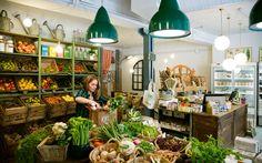 Nutricion Nutricion Ruta 'eco-healthy' por Madrid: ¡Compras y restaurantes para una vida sana!