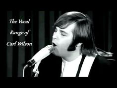 The Vocal Range of Carl Wilson -- F#2-A5