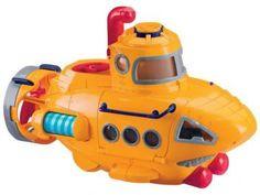 Submarino Aventura Imaginext - Fisher-Price