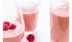 Healthy & Hip #RaspberryandPapaya #Smoothie
