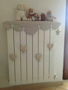 """Lovely little things: """"Battery Case"""" - dekoration Baby Bedroom, Girls Bedroom, Diy Home Decor, Room Decor, Baby Decor, Kids And Parenting, Diy And Crafts, Kids Room, Sweet Home"""