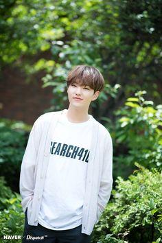 unwhitewashed Seventeen's Hoshi Naver x Dispatch photo (you make my day comeback)