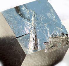 Spanish Pyrite cube