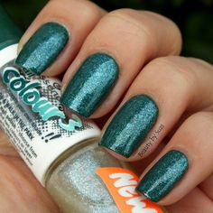 Essence Nail Colour3, 04 A Walk In The Park (Stop For An Ice Cream)