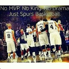 Spurs basketball Always! San Antonio Spurs Basketball, Respect The Flag, Manu Ginobili, Spurs Fans, David Robinson, Sports Basketball, Sports Teams, No Drama, Nba Champions