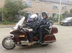 Met Johan naar MotoPort in Uithoorn