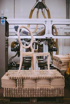 Tati chair by Venetasedie Production