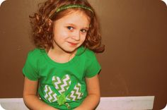 Swanky Shank Girls St Patty's Day Shirt The Luck of by SwankyShank, $14.00