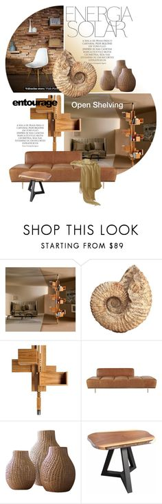 """Без названия #1564"" by vinograd24 ❤ liked on Polyvore featuring interior, interiors, interior design, home, home decor, interior decorating, Poltrona Frau, Magdalena, CB2 and Dot & Bo"