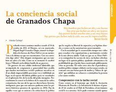 La conciencia social de Granados Chapa