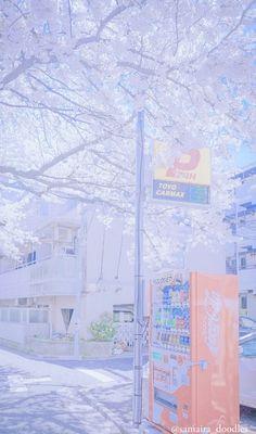 Anime Backgrounds Wallpapers, Anime Scenery Wallpaper, Landscape Wallpaper, Aesthetic Pastel Wallpaper, Pretty Wallpapers, Aesthetic Backgrounds, Animes Wallpapers, Aesthetic Wallpapers, Sky Aesthetic