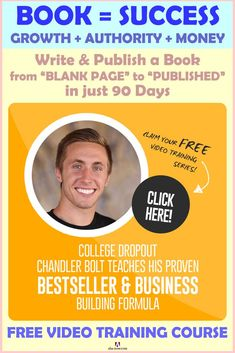 When opportunity knocks at your door, what do you do? Here is your chance to earn name, fame, and money by publishing your first book and becoming a bestselling author. Don't miss it! Discover The 3-Step Approach To Write Your First Bestselling Book In 90 Days Or Less. Grow Your Brand and Business. #selfpublishing #selfpublish #selfpub #sps #selfpublishedauthors #author #authorlife #writer #writersofinstagram #writerscommunity #passiveincome #writeabook #booklover #entrepreneur #bloggers…