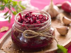 Consuming beets regularly results in a natural liver and blood cleanse. This pickled beets recipe is simple and unfailingly delicious! How To Pickle Beetroot, Pickled Beets Recipe, Apple Coleslaw, Beetroot Recipes, Cranberry Chutney, Relish Trays, Indian Food Recipes, Just In Case, Cooking Recipes
