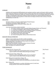 Graduate Research Assistant Resume  HttpExampleresumecvOrg