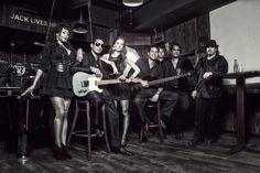 De Luxe - Cover bands