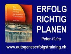 """Wenn Sie GROSSES bewegen wollen, sollten Sie dieses Buch lesen. """"Nutzen Sie Ihre Chance und starten Sie - jetzt sofort!"""" Peter-Petra"""