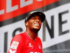 Anthony Modeste gibt alles beim 1. FC Köln #Sport_Gesundheit #1_FC_Köln #Anthony_Modeste #Aubameyang #Auswärts