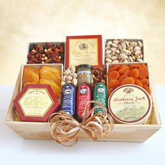 GWT Gift Baskets is opening soon & 9 great Corporate Gift Baskets images | Christmas presents ...