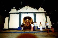 Concierto La Sarabanda en Iglesia Puerto Colombia - Choroní 2003 -  Antiguo Ensamble Opencrom