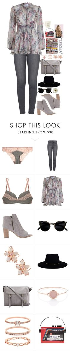 """""""OUTFIT #274"""" by fran-peeters ❤ liked on Polyvore featuring STELLA McCARTNEY, Paige Denim, Zimmermann, Mint Velvet, NAKAMOL, Michael Kors, Accessorize and Sarah's Bag"""