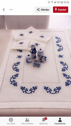 Diy Crafts Hacks, Diy And Crafts, Hand Embroidery, Embroidery Designs, Bordado Floral, Crochet Butterfly, Baby Bedding Sets, Crochet Tablecloth, Bargello