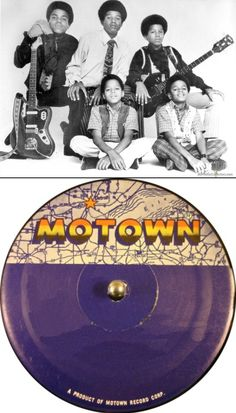 Introducing Your Child to Motown