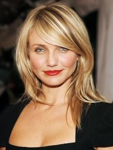 Best Bangs Styles For Round Faces - Hairstyles with bangs are really versatile and suit different face shapes. Experiment with the several styling options till you find the perfect match. In order to sport a fab hairstyle, it is important to know the bangs style that complements your round face and prominent features. Learn how to choose the best bangs styles for round face shapes.