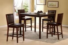 1000 Images About Counter Dining Table Set On Pinterest