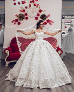 Visit somegram.com to see more Instagram photos, videos and stories #somegram #weddingdresses #weddingdresseslace #weddingdressideas (BcskMMflViH) Disney Princess Dresses, Formal Dresses, Wedding Dresses, View Photos, Ball Gowns, Plus Size, People, Weddings, Videos