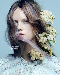 Julie Hoomansby Jasper Abels forPrestage Magazine April 2014.