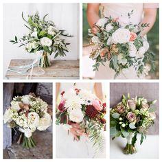 Bouquets I like :-)